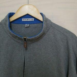Peter Millar 1/4 Zip Sweater XL
